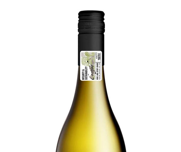 SA Wine and Spirits Board certification Seal | brandtree