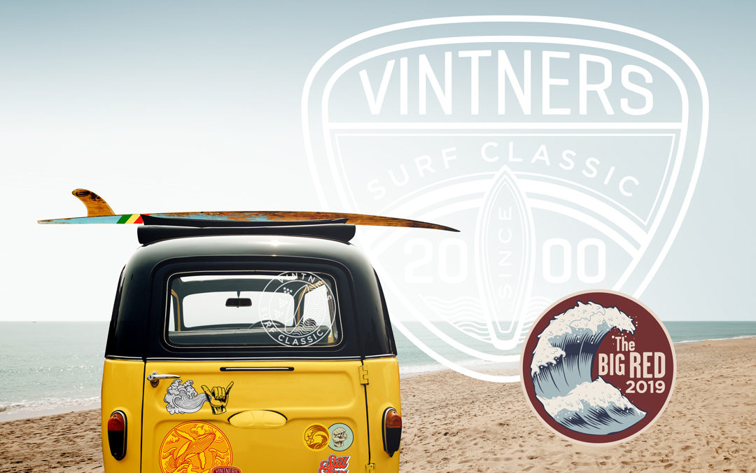 The Big Red Vintners Surf Classic